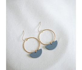 Studio Nok Nok Studio Nok Nok earring pastel. 06