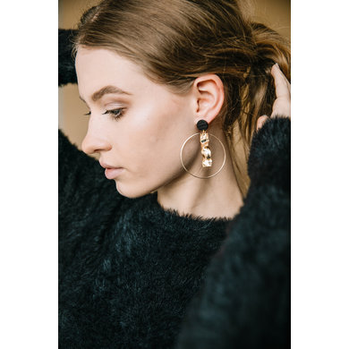 Studio Nok Nok Studio Nok Nok earring Shine. 01