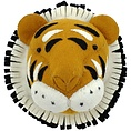 Fiona Walker Fiona Walker felt animal head tiger - mini