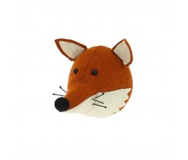 Fiona Walker Fiona Walker felt animal head fox - mini
