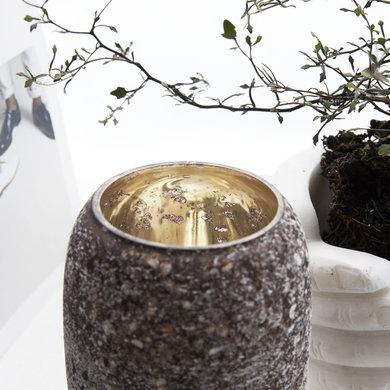 House Doctor Vase earth