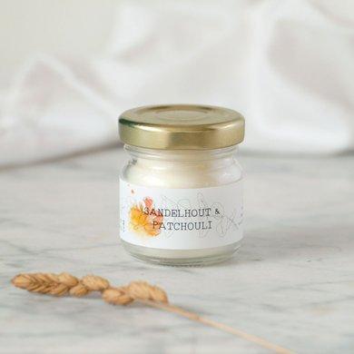 Roosmarijn Knijnenburg Hold it candle sandalwood & patchouli