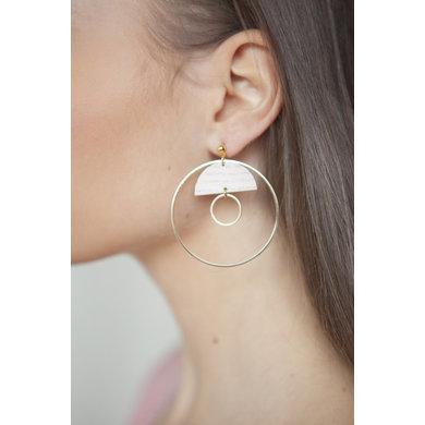 Studio Nok Nok Studio Nok Nok earring pastel. 12