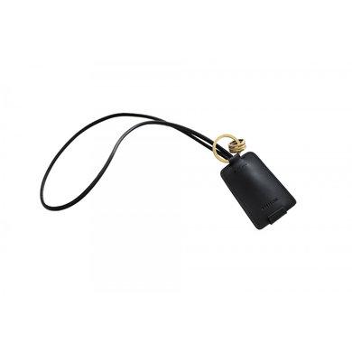 Kreafunk Kreafunk lanyard charger black