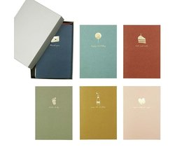 House of products HOP box greeting cards