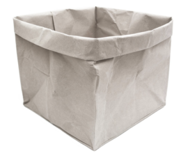 House of products HOP paperbag large grey