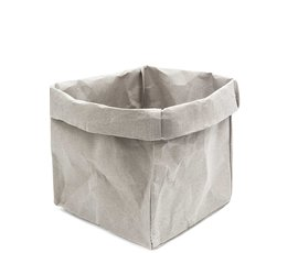 House of products HOP paperbag medium grey