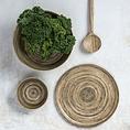 Dassie Artisan Ndari bamboo lepel