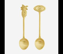 Madam Stoltz Madam Stoltz lepeltje goud ornament