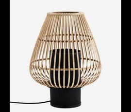 Madam Stoltz Madam Stoltz bamboe tafellamp