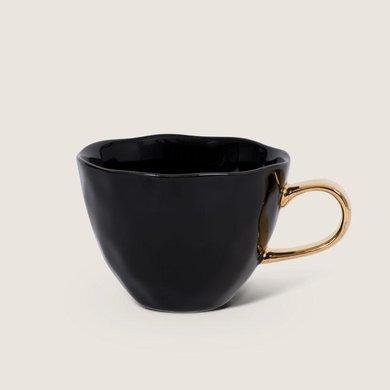 Urban Nature Culture Amsterdam Good morning mug zwart