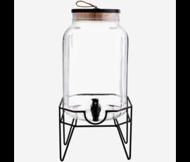 Madam Stoltz Madam Stoltz water dispenser met standaard