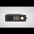Kreafunk Kreafunk aTune DAB radio black + bluetooth speaker
