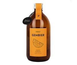 Pineut Pineut Gembier ginger, pineapple, turmeric