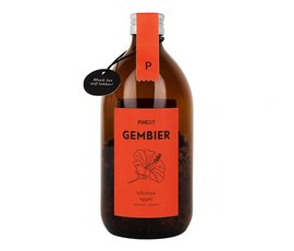 Pineut Pineut Gembier Hibiscus en appel