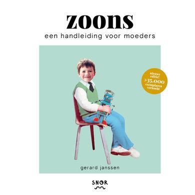 Snor Zoons, een handleiding voor moeders