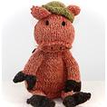 Kenana Nitters Kenana knitters knuffel miss pig