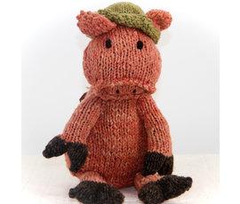 Kenana Nitters Kenana knitters hug miss pig