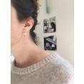 Lisa la pelle Lisa la Pelle earrings fly with me leverback