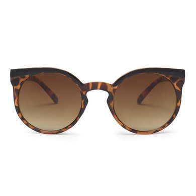 Charly Therapy Charly Therapy Lady in satin - tortoise black