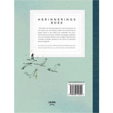 Snor Herinneringsboek