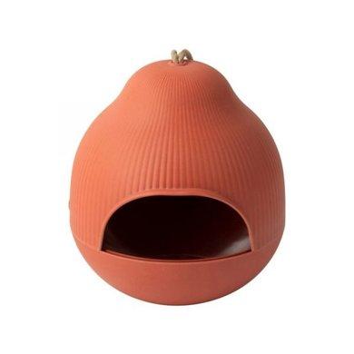 Gusta Gusta birdhouse red