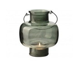 Gusta Gusta glazen lantaarn groen
