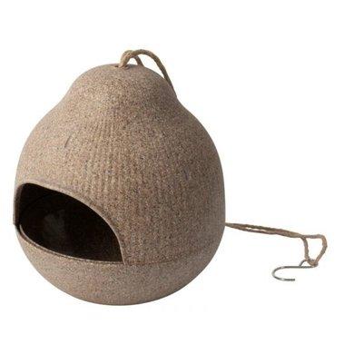 Gusta Gusta birdhouse brown
