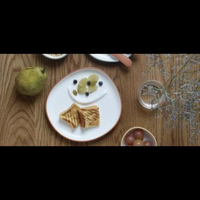 Kinto Kinto Bonbo diner set 4stuks geel