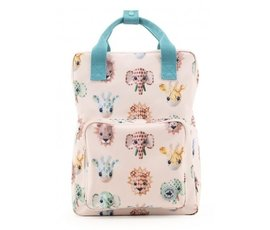 Studio Ditte Studio Ditte backpack large wild animals