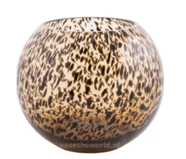 Vase the World Vase the world Zambezi cheetah round