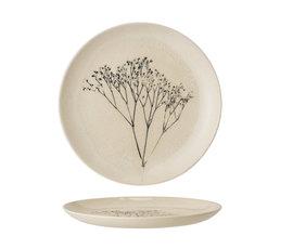 Bloomingville Bloomingville plate  Bea 22 cm