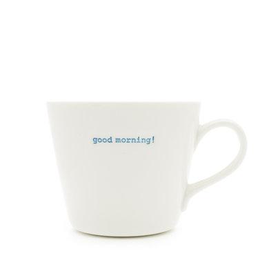 Keith Brymer Jones Bucket mug goodmorning