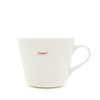 Keith Brymer Jones Bucket mug tiger