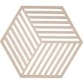 Zone Denmark Zone pannenonderzetter Hexagon Desert