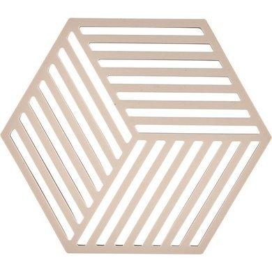 Zone Denmark Zone pan coaster Hexagon Desert