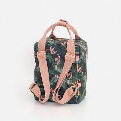 Studio Ditte Studio Ditte backpack birds small