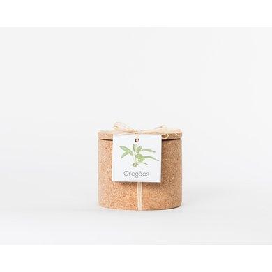 Life in a bag Life in a bag spice jar cork oregano