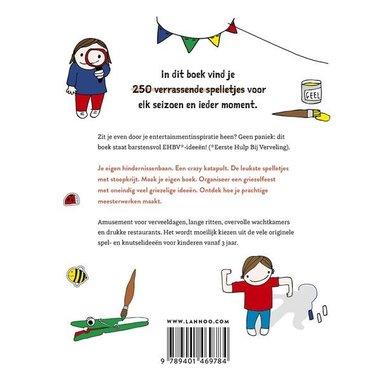 Lannoo Het grote anti-verveel boek