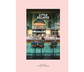 Lannoo Bart's Boekje Little Escapes