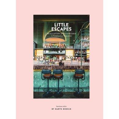 Lannoo Bart's Boekje Little Escapes