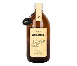 Pineut Pineut Gembier ginger citrus