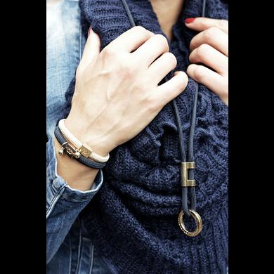 Delight Department Delight Department bracelet blauw