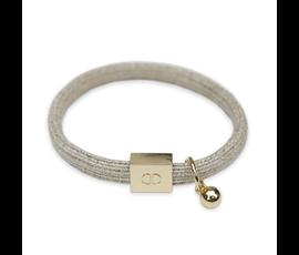 Delight Department Delight Department armband goud sparkle