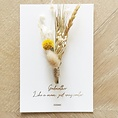 Cocoomade Cocoomade flowercard Proficiat