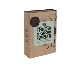 Niko Niko Throw & grow confetti - let love grow