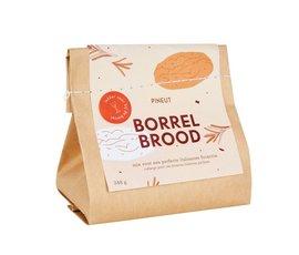 Pineut Pineut borrelbrood Foccacia