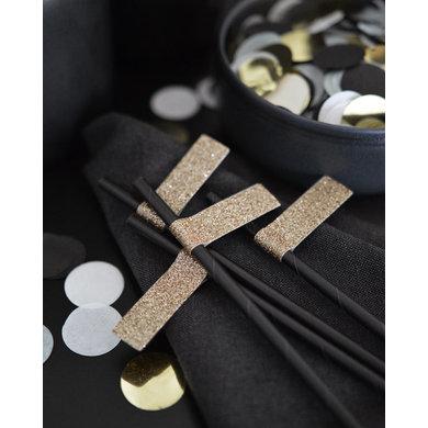 Delight Department Black confetti
