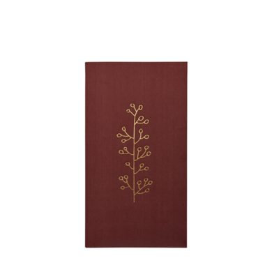 Delight Department Rusty red napkins
