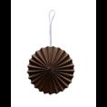 Delight Department Ornament bruin papier